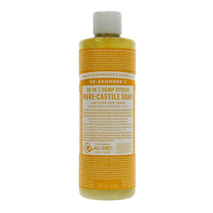 Citrus Liquid Soap Organic