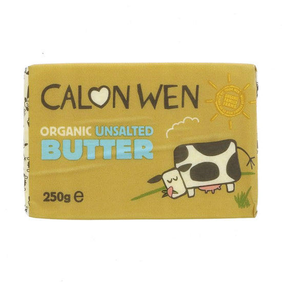 Welsh Butter Unsalted  Organic