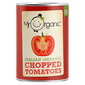 Chopped Tomatoes Organic
