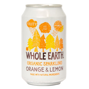 Orange & Lemon Organic Can