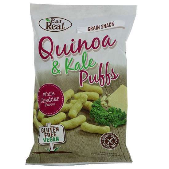Quinoa Kale Puffs with Cheese
