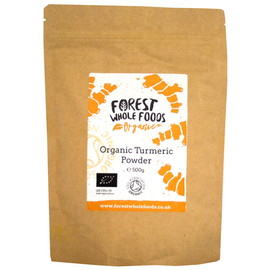 Turmeric Ground Organic Bulk