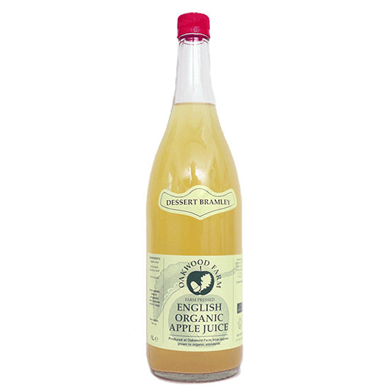 Bramley/Dessert Apple Juice Blend Organic