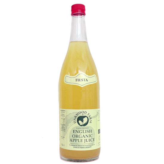 Fiesta Apple Juice Organic