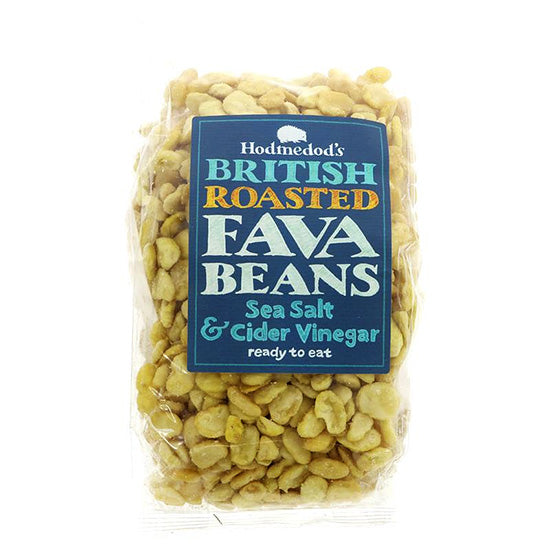 Roasted Salt & Vinegar Fava Beans