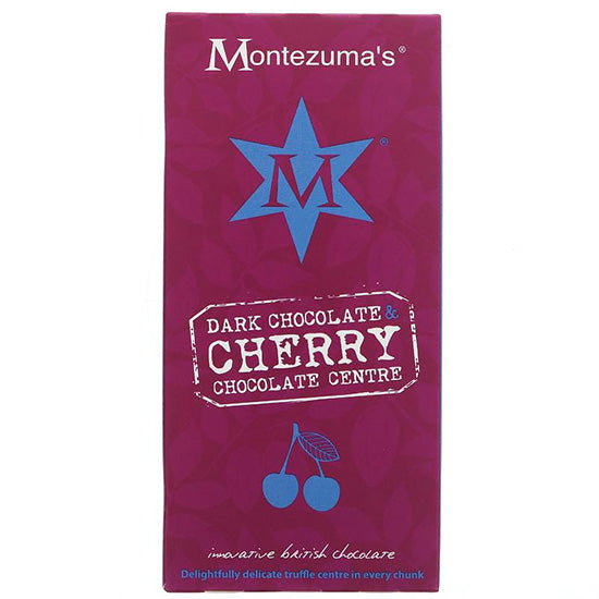 Dark Chocolate & Cherry Bar Organic