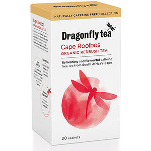 Cape Rooibos & Honeybush Tea Organic