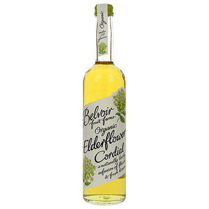 Elderflower Cordial Organic
