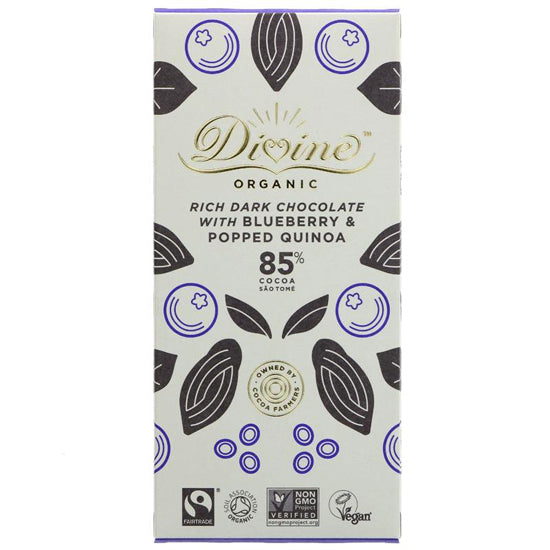 85% Dark Chocolate Organic