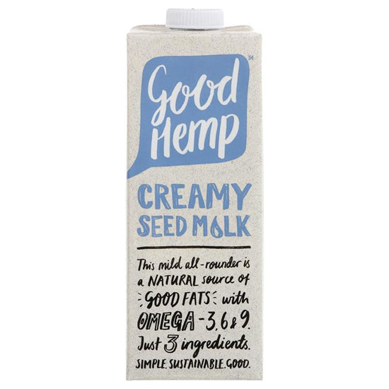 Hemp Milk Unsweetened