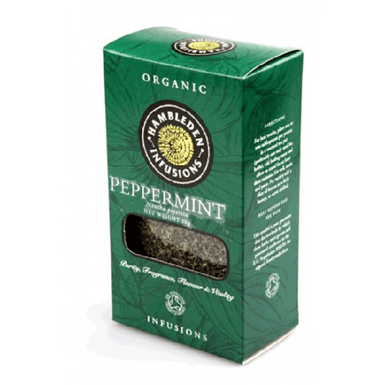 Peppermint Tea Loose Organic