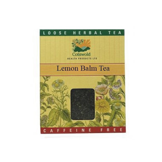 Lemon Balm Tea Loose