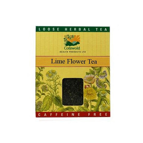 Lime Flower Tea Loose