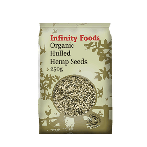 Hemp Seeds hulled Organic