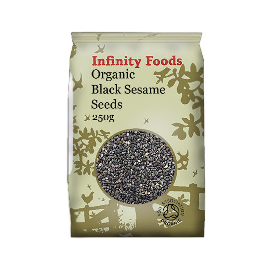 Black Sesame Seeds Organic