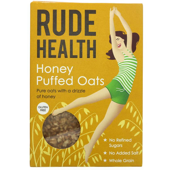 Honey Puffed Oats Gluten Free