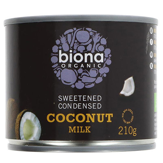 Condensed coconut milk Organic