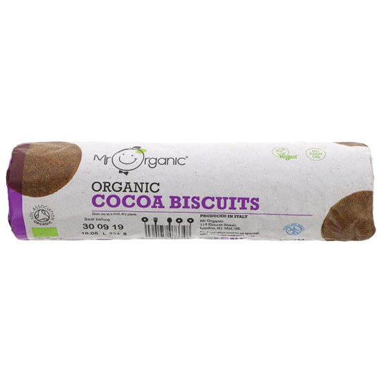 Cocoa Biscuits Organic