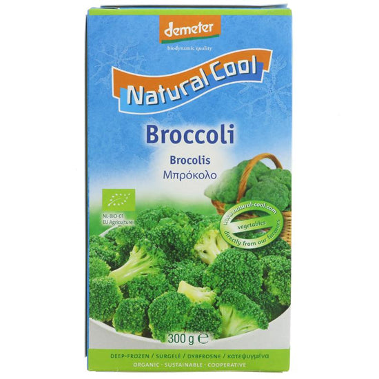 Broccoli Frozen Organic
