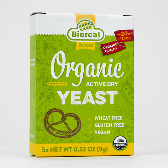 Active Dried Yeast Organic