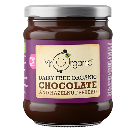 Chocolate & Hazelnut Spread Organic