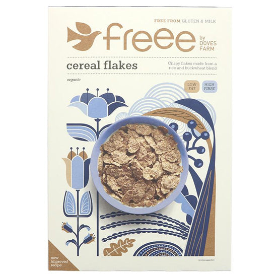 Cereal Flakes Gluten Free Organic