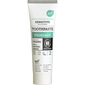Strong Mint Bio9 sensitive toothpaste