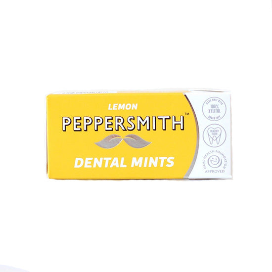 Lemon Dental Mints