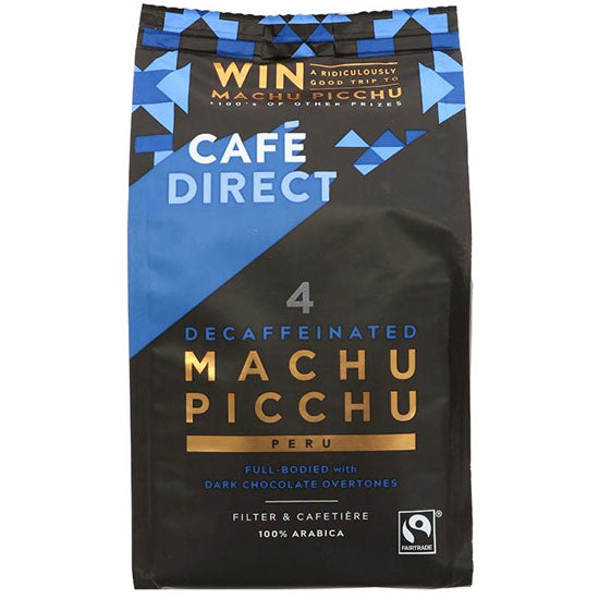 Rich Ground Coffee Decaffeinated