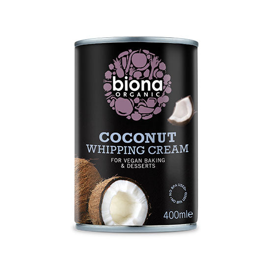 Coconut Whipping Cream Organic
