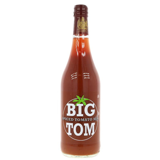 Big Tom Spiced Tomato Juice