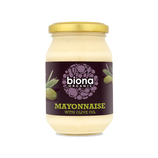 Mayonnaise 50% Olive Oil Organic