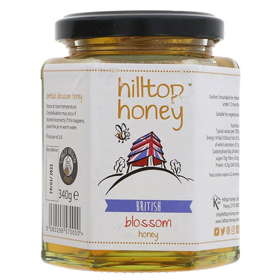 British Blossom Honey