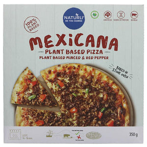 Vegan Pizza Mexicana