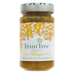 Mango Fruit Spread sugar free Organic
