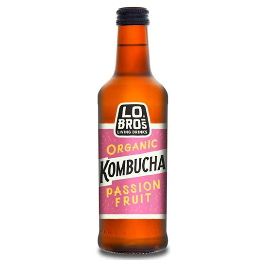Passion Fruit Kombucha