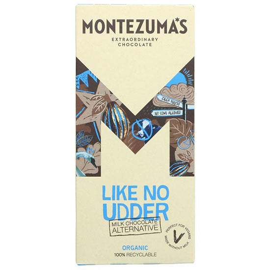 Like No Udder Milk alternative Chocolate Organic