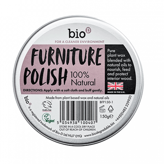 Furniture Polish (tin)