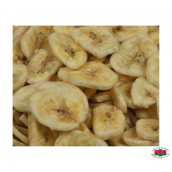 Banana Chips + Sugar