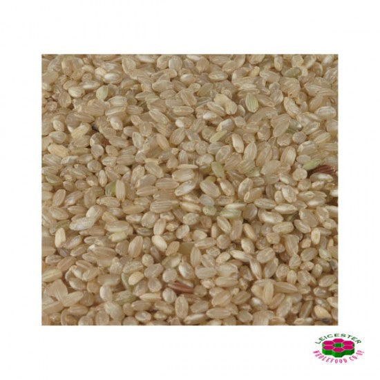 Short Grain Brown Rice Italy