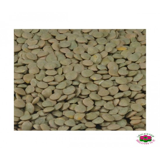 Green Lentils Dried ORGANIC