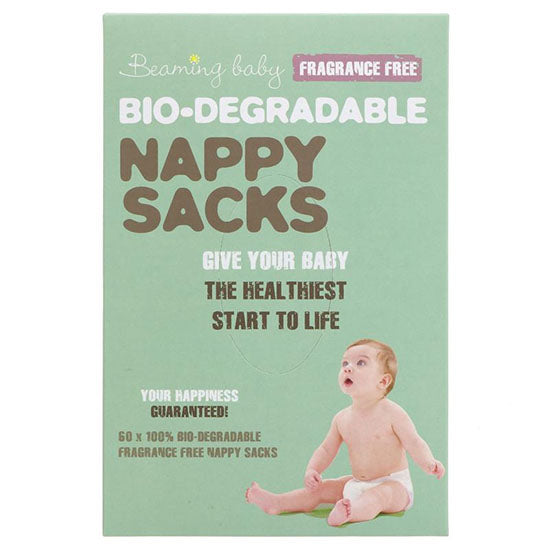 Nappy Sacks - Fragrance Free PREORDER REQ'D