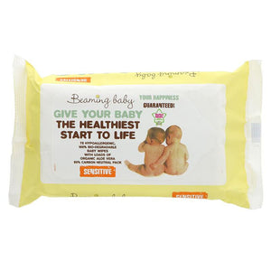 Organic Baby Wipes Sensitive PREORDER REQ'D