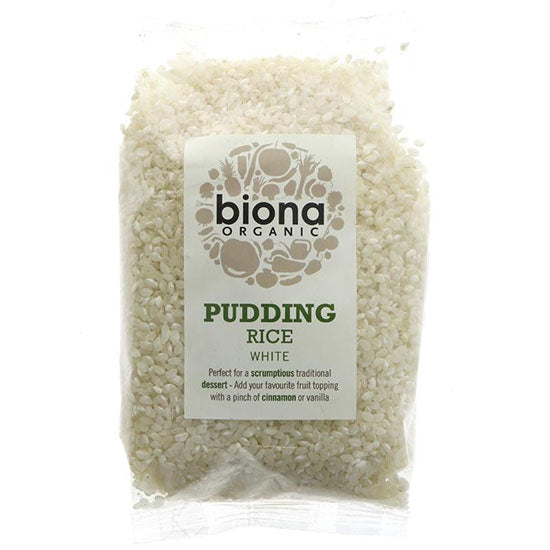 Pudding Rice Organic PREORDER REQ'D