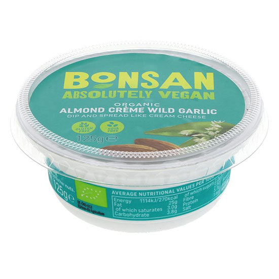 Almond Spread - Wild Garlic PREORDER REQ'D