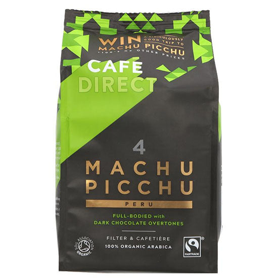 Machu Picchu Organic Ground PREORDER REQ'D