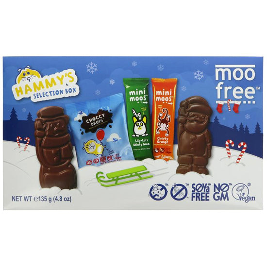 Hammys Selection Box Dairy Free Organic