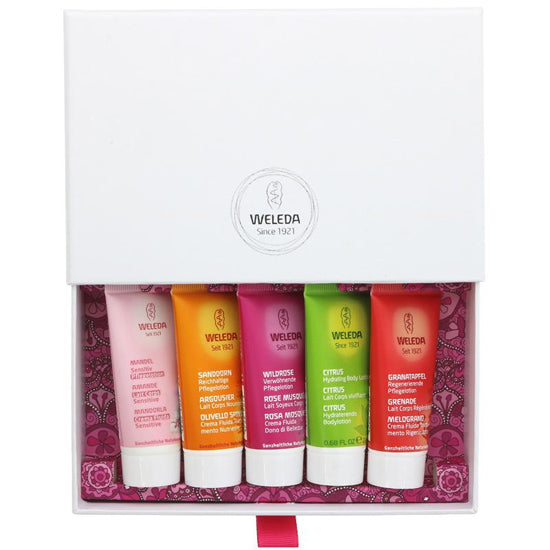 Mini Body Lotions Gift Box