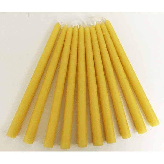 Large Beeswax Candles