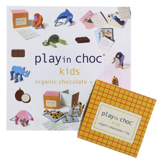 Playin Choc Endangered Animal Surprise